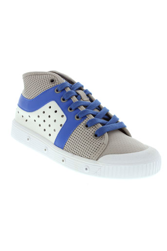 spring court chaussures femme de couleur gris
