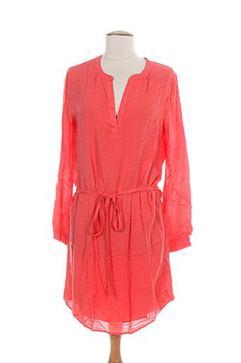 gant robes femme de couleur rose