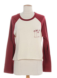 Produit-T-shirts-Femme-DOUBLE AGENT