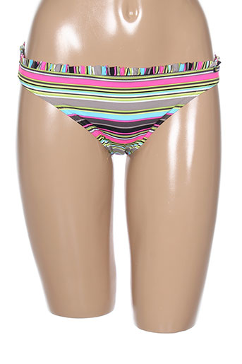 Bas de maillot de bain rose BIKINI BAR pour femme