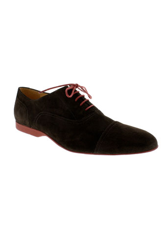 pellet derby homme de couleur marron