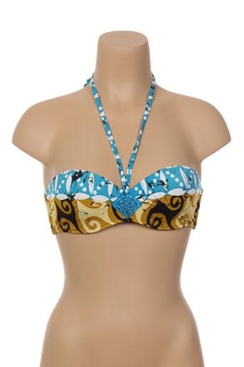 lingadore maillots de bain femme de couleur bleu