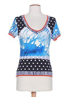 Produit-T-shirts / Tops-Femme-OLIVIER PHILIPS