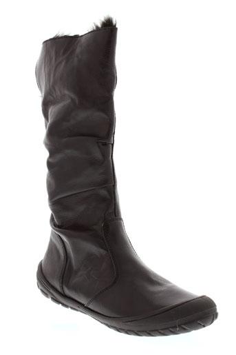 bellamy bottes femme de couleur noir