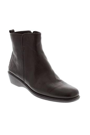 the et flexx boots femme de couleur noir