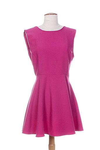 migle + me robes femme de couleur rose