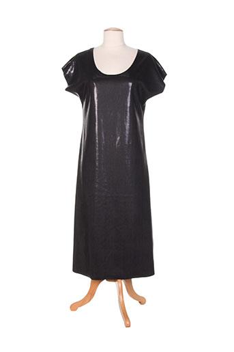 animapop robes femme de couleur noir