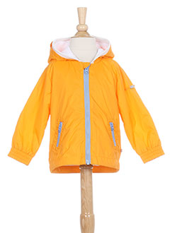 Imperméable/Trench orange KANZ pour fille