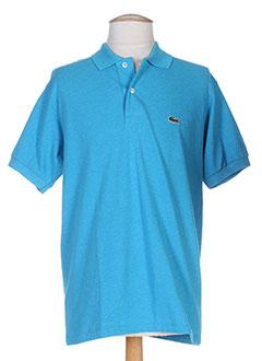 Produit-T-shirts / Tops-Homme-LACOSTE