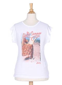 Produit-T-shirts / Tops-Fille-KAPORAL