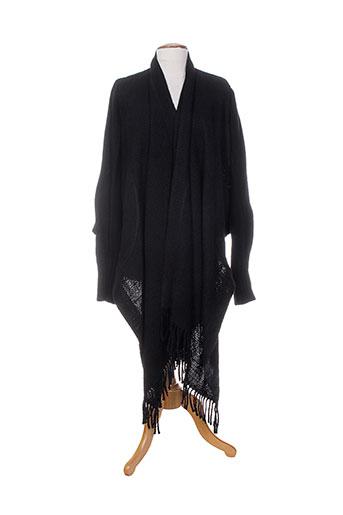 Veste casual noir I'M ISOLA MARRAS pour femme