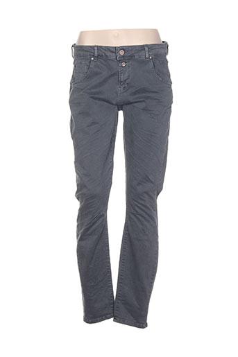 only pantalons et decontractes femme de couleur gris