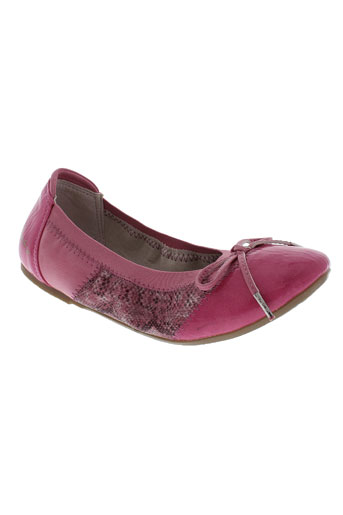 mustang chaussures femme de couleur rose