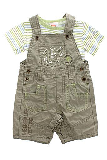 p et tites et canailles t et shirt et pantalon garcon de couleur vert