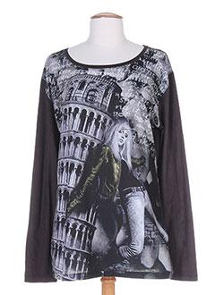 Produit-T-shirts / Tops-Femme-GEISHA