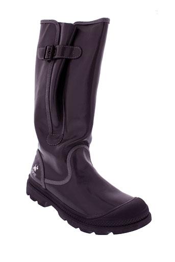 chipie chaussures fille de couleur gris