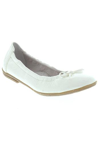 ramdam chaussures femme de couleur blanc