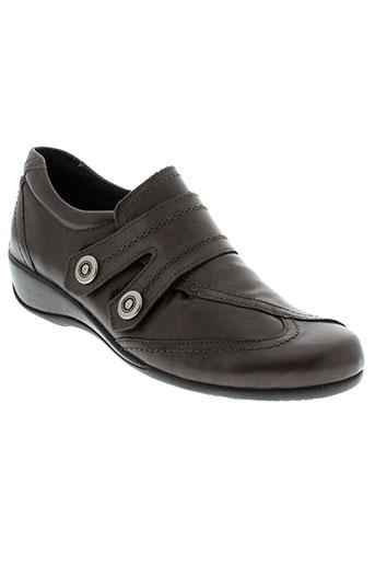 remonte dorndorf chaussures femme de couleur marron