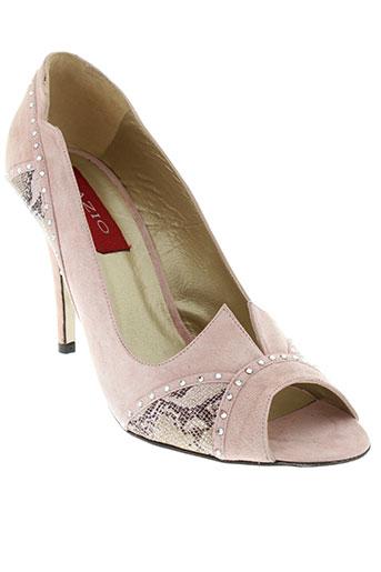 lazio escarpins femme de couleur rose