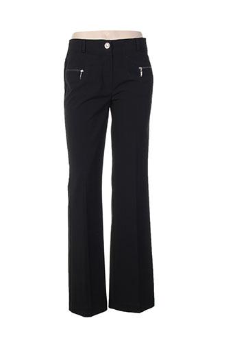 joseph ribkoff pantalons femme de couleur noir