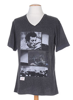 Produit-T-shirts / Tops-Homme-CAMBE