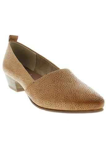 jana chaussures femme de couleur marron