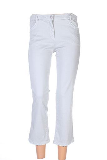 tricot chic pantalons femme de couleur gris