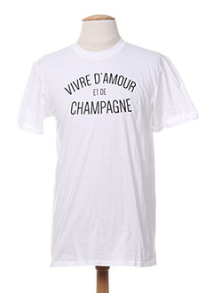 Produit-T-shirts-Homme-DE PARIS & FIVE.PARIS