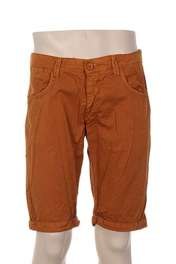 top star shorts / bermudas homme de couleur marron