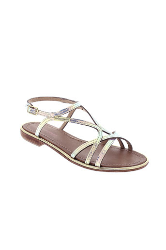 les et tropeziennes sandales et nu et pieds femme de couleur gris