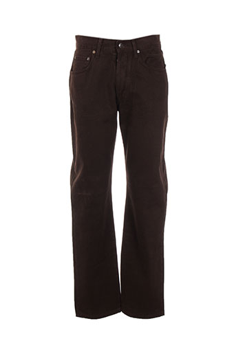 teddy smith jeans homme de couleur marron