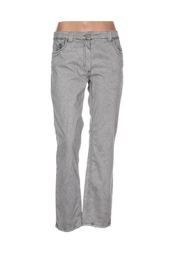 elisa et cavaletti pantalons et decontractes femme de couleur gris