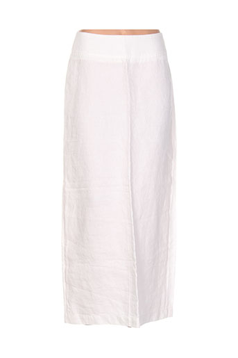 crea concept jupes femme de couleur blanc