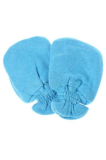 Gants bleu LA TRIBBU pour enfant
