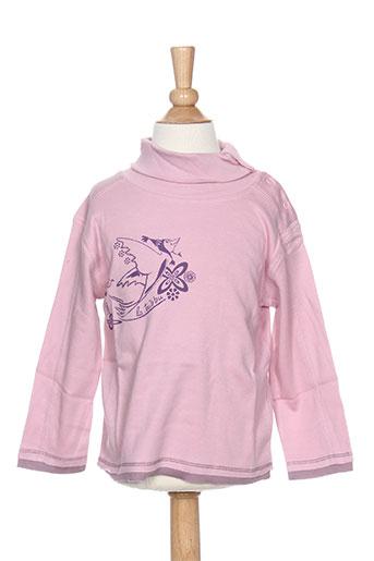 la tribbu t et shirts et tops fille de couleur rose