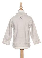 Sweat-shirt gris LA TRIBBU pour garçon seconde vue