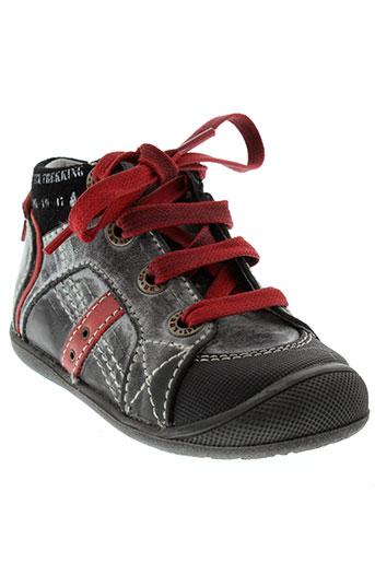 little mary chaussures garçon de couleur noir