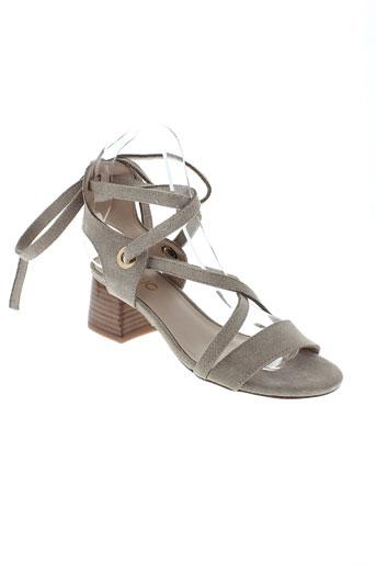 liu jo chaussures femme de couleur beige