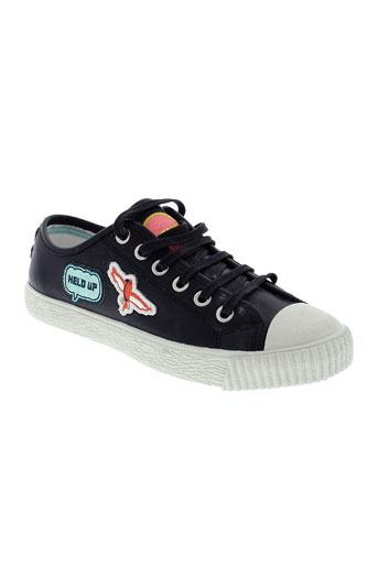 paul smith chaussures femme de couleur noir