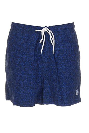 north sails maillots de bain homme de couleur bleu