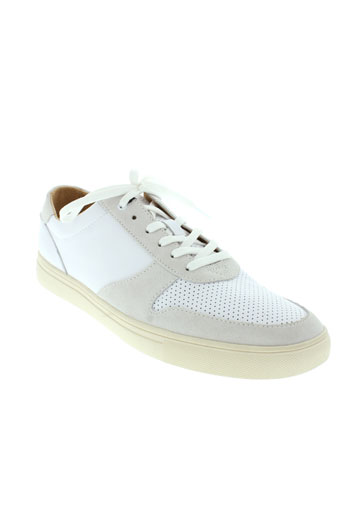clae chaussures homme de couleur blanc