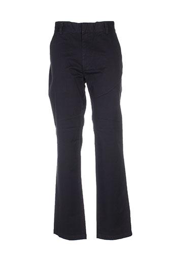 wesc pantalons homme de couleur noir