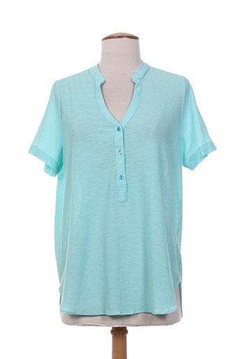 guapa collection tuniques femme de couleur bleu