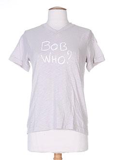 Produit-T-shirts / Tops-Femme-BOB SINCLAR
