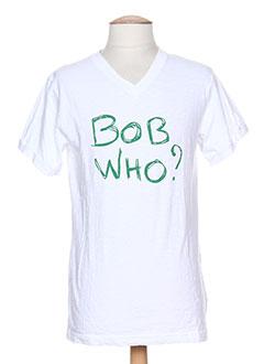 Produit-T-shirts / Tops-Homme-BOB SINCLAR