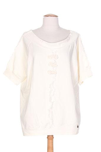 lolitas & lolos chemises femme de couleur beige
