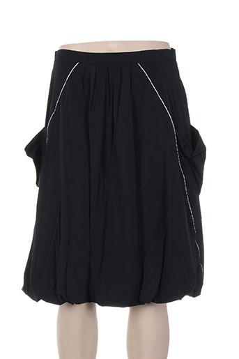 hug an' co jupes femme de couleur noir