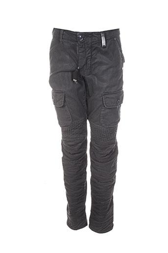 Pantalon 7/8 gris HIGH pour femme