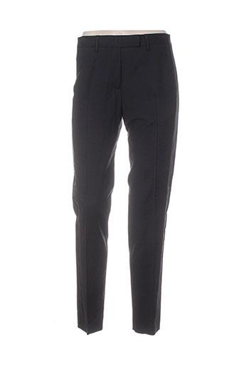 Pantalon 7/8 noir PAUL SMITH pour femme