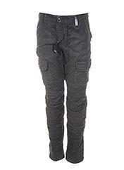 Pantalon 7/8 gris HIGH pour femme seconde vue